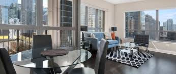 downtown chicago corporate housing rentals manilow suites