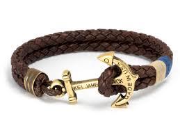 leather bracelet with anchor images Leather bracelets kiel james patrick jpg