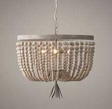 Cheap Nursery Chandeliers Best 25 Bead Chandelier Ideas On Pinterest Wood Bead Chandelier