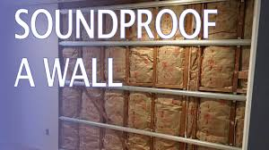 Soundproofing Pictures by Soundproof A Wall How To And Stop Hearing Noisy Neighbors