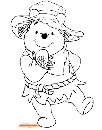 winnie pooh printable coloring pages 6 disney coloring book