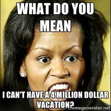 What Memes Mean - the 25 best michelle obama memes about our worst first lady