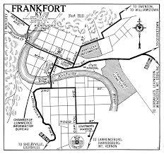 Lexington Ky Map Kentucky City Maps At Americanroads Com