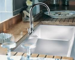 Rangemaster Double Bowl CDBWH Ceramic Kitchen Sink Kitchen Sink - Rangemaster kitchen sinks