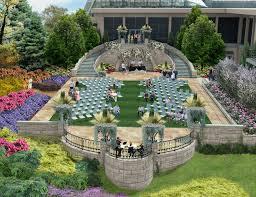 Botanical Gardens Seattle Portico Gardens