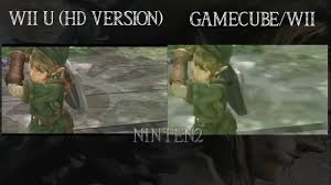 Twilight Princess Map Zelda Twilight Princess Hd Vs Original Comparison Nintendo