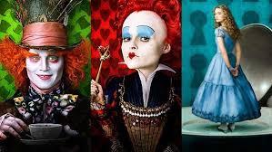 Makeup Artist In Queens Alice In Wonderland In 3d U2013 Makeup Artist Valli O U0027reilly Rebekah