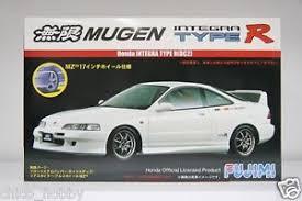 honda integra type r spec fujimi 038216 jdm genuine mugen 98 spec honda integra type r dc2