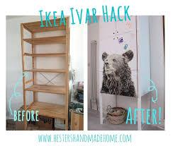 Ikea Shelf Hacks by 223 Best Ivar Ideas Images On Pinterest Ikea Ikea Hackers And Live