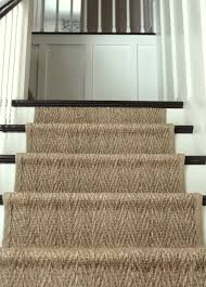 Staircase Makeover Ideas A Bad Fiber For A Stair Runner A Difficult Staircase Laurel Home