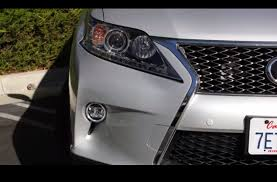 lexus rx 350 crafted line 2015 lexus rx 350 f sport review youtube