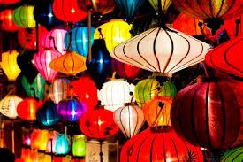 luck lanterns fullmoon