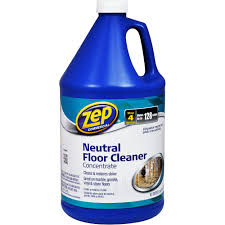 zep commercial neutral floor cleaner concentrate 1 gal walmart com