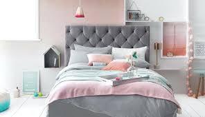 chambre en gris et blanc deco chambre gris blanc une chambre et gris lit gris linge de