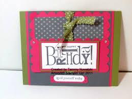 birthday card with gift card diy birthday gifts