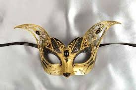 cat masquerade mask luxury half cat masquerade mask for women named micetto
