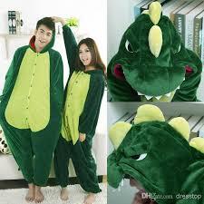 Halloween Costumes Dinosaur Hunter Dinosaur Kigurumi Pajamas Animal Suits Cosplay