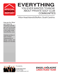 Free Home Design Ebook Download by Private Golf Club Communities Free Ebook For Hilton Head And