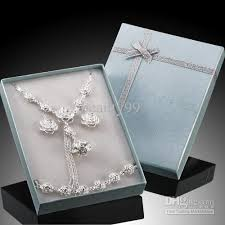 necklace gift boxes images 2018 hot selling mens 925 silver nonallergenic fashion male jpg