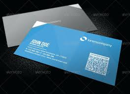 terrific qr codes on business cards card ideas free template with