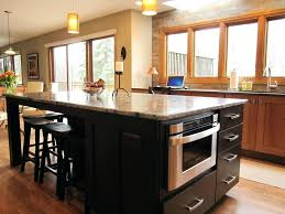 kitchen island with table seating large kitchen island table 50 gorgeous kitchen designs with