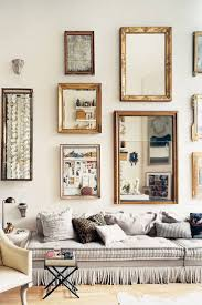 plain decoration mirror wall decor ideas peaceful inspiration