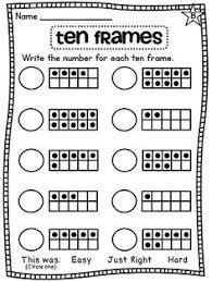 first grade math unit 1 number sense counting forward ten