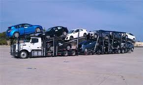 car carrier truck car shipping equipment rcg auto logistics