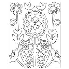 20 free printable pattern coloring pages