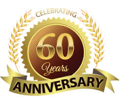 celebrating 60 years 60th anniversary member appreciation days
