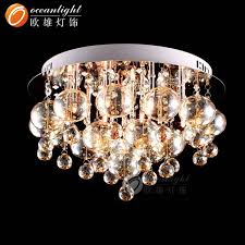 Chandelier With Crystal Balls Innovative Hanging Ball Chandelier Modern Crystal Chandelier Lamp