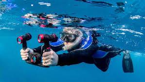 sea dragon 2500 photo video dive light sealife sea dragon 2500 photo video light head
