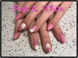 pink and white nail salon springfield il glamour nail salon
