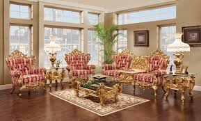 excellent home victorian living room furnitures ideas with golden