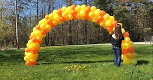 arch decoration balloon decoration tutorials
