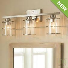 Allen And Roth Bathroom Vanity by Allen Roth Nickel Vanity Lighting Wall Fixtures Ebay