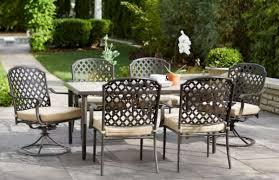 Hampton Bay Patio Chairs by Home Depot Hampton Bay Marysville 7 Piece Patio Set Just 399
