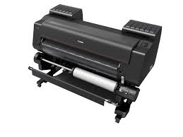 imageprograf pro 4000 printer inc free dual roll feeder