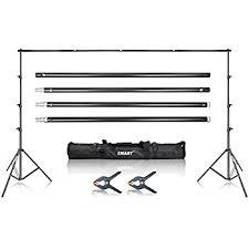 backdrop photography studiofx new photography portable backdrop stand kit