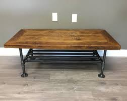 Barn Board Coffee Table Rustic Coffee Table Etsy