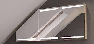 badezimmer spiegelschrã nke sanviro badezimmer dachschräge fliesen