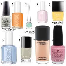 summer nail colors beyoutiful blog