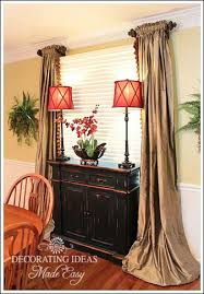 Where To Buy Window Valances Diy Projects And Ideas For The Home Dining Room Windows Window
