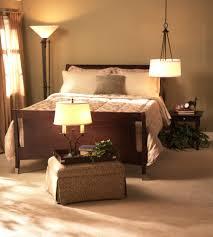 bedrooms web loxone showhome wohnbereich blau violett ambient