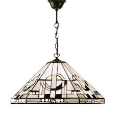 art deco pendant lights art deco tiffany ceiling pendant light with black and white glass shade