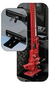ebay jeep wrangler accessories rage hi lift mounting kit black fits 2007 2017 jeep