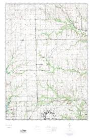 Ne Map Mytopo Fort Riley Ne Kansas Usgs Quad Topo Map