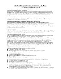 Elegant Resume Examples by Download Medical Billing Resume Haadyaooverbayresort Com