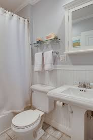 Bathroom Pedestal Sinks Ideas The Pedestal Sink Towel Bar Is A Great Solution For Small