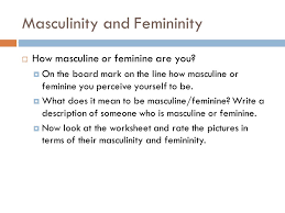 unit 1 gender development ppt video online download